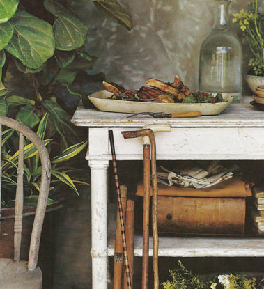 Ditte Isager for Gourmet June '08