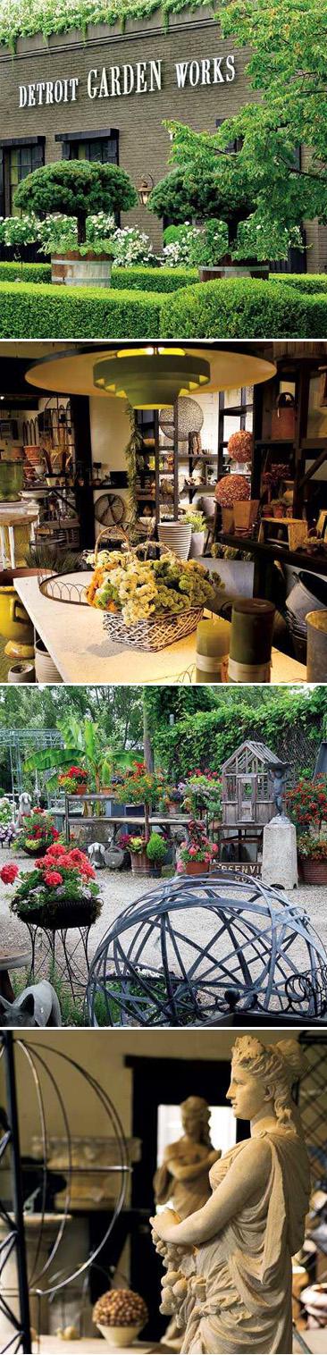 Detroit Garden Works 1-4