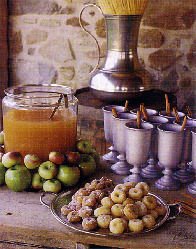 Callahan Catering Apples