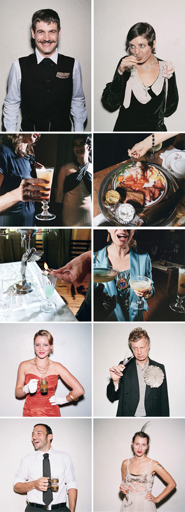 Vintage Spirits Bon Appetit Dec '08