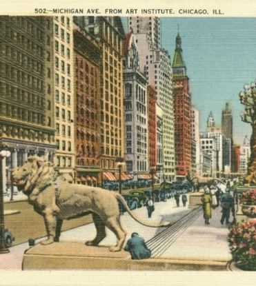 Chicago Postcard_AI