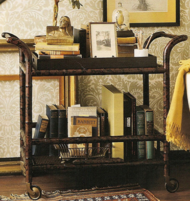 Book Bar Cart BH&G Jan '06
