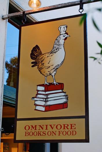Omnivore Books on Food