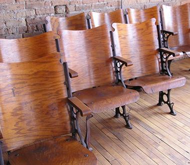 Salvage_one_church_seats