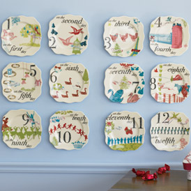 Rosana_12_days_of_christmas_plates