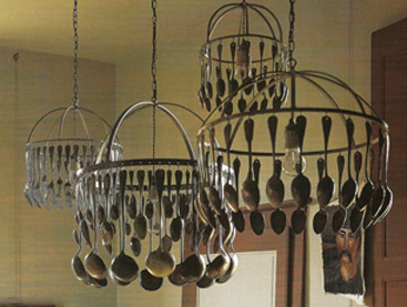Spoon_chandeliers